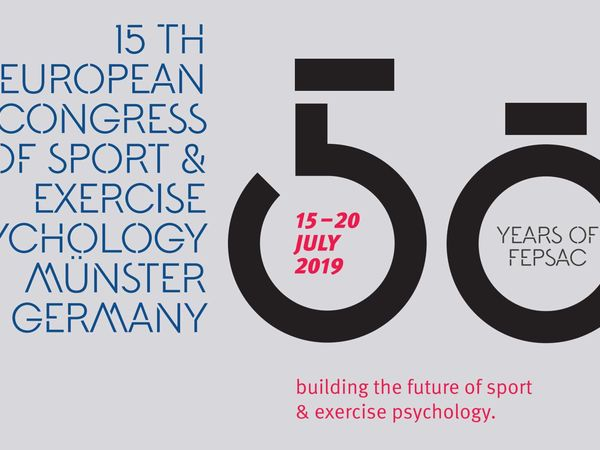 Dr. Michele Ufer gives two sports psychology lectures 15th FEPSAC European Congress of Sport and Exercise Psychology